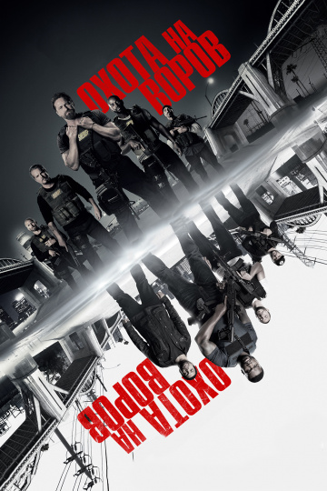 Охота на воров  /  Den of Thieves  (2018)